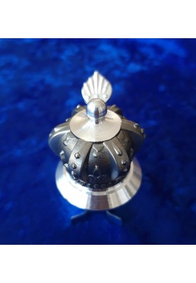 Beerbottle Pewter Lid Crown