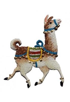 Pewter Lama