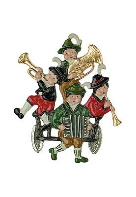 Vier Musikanten