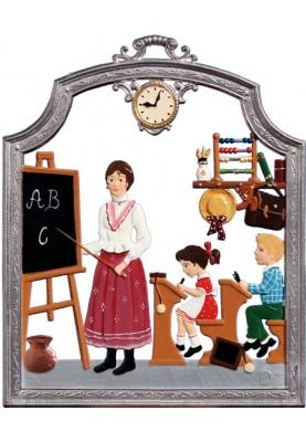 Lehrerin klein