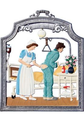 Krankenschwester klein