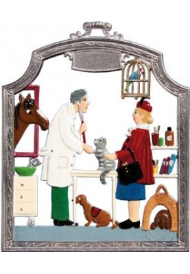 Tierarzt klein