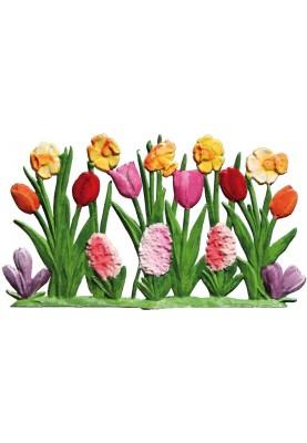 Frühlingsblumen zum Stellen