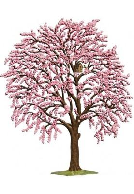 Kirschbaum rosa
