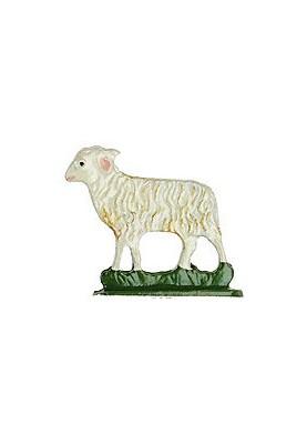 Schaf stehend zum Stellen