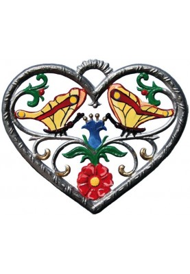 Heart with Butterfly small