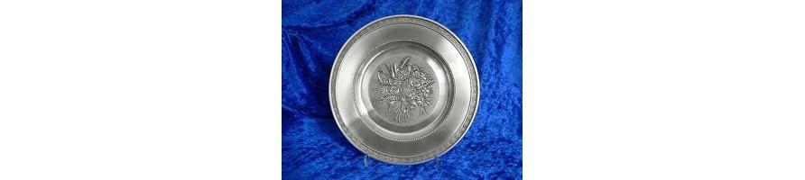 Zinn Kleinschmidt - Teller aus Qualitätszinn, von Meisterhand gegossen